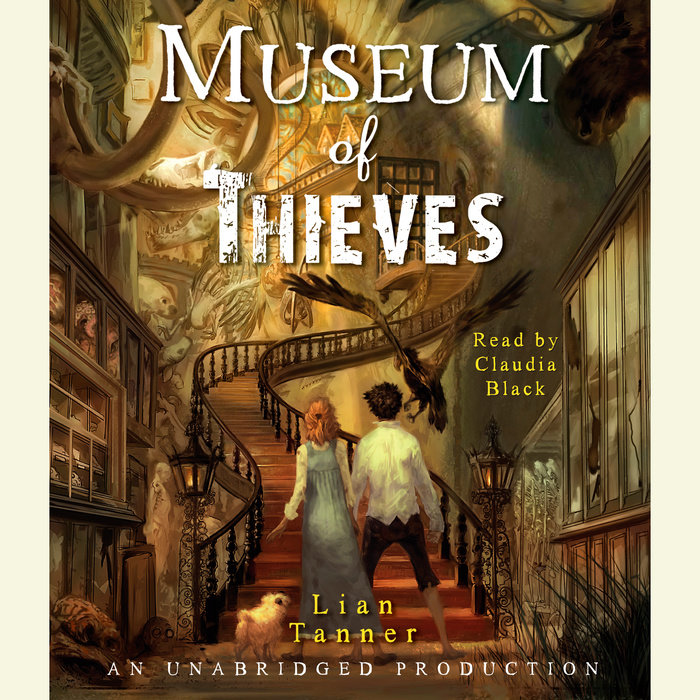 Museum of Thieves Cover
