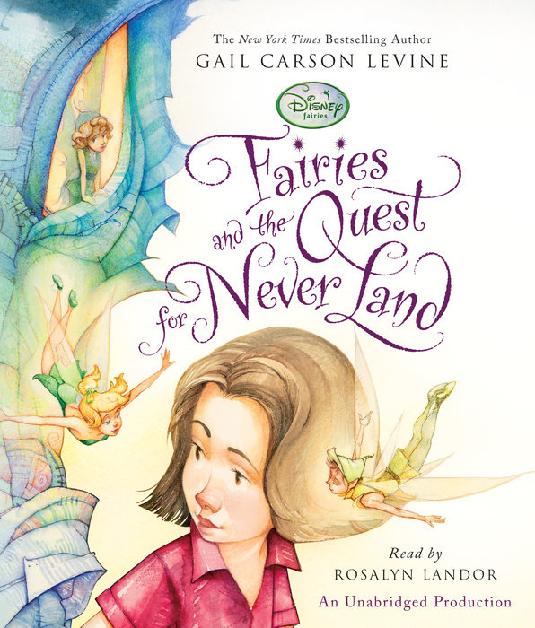 Fairies and the Quest for Never Land Cover