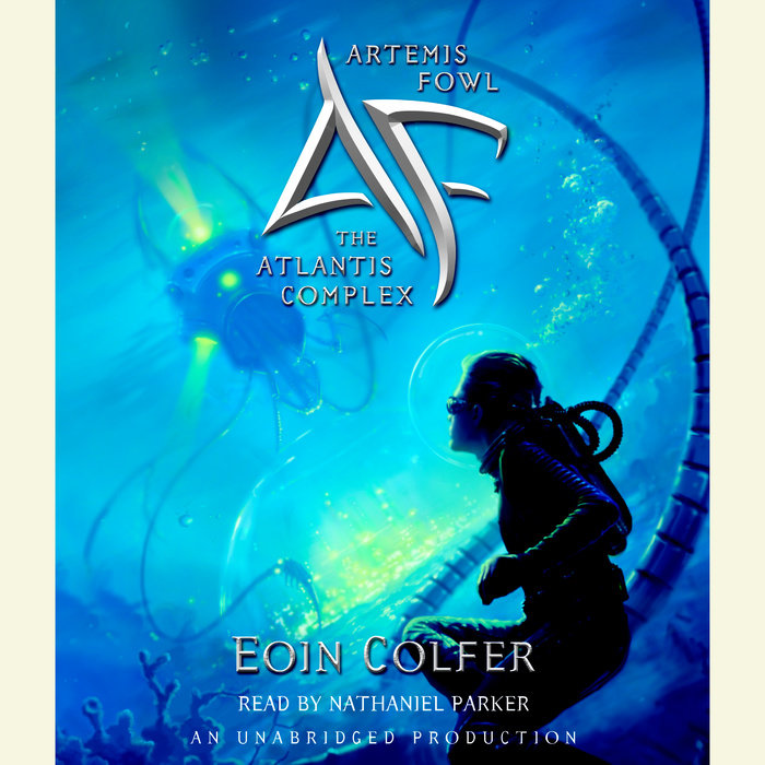 Artemis Fowl 7: The Atlantis Complex Cover
