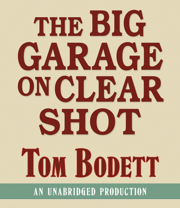 The Big Garage on Clear Shot Cover