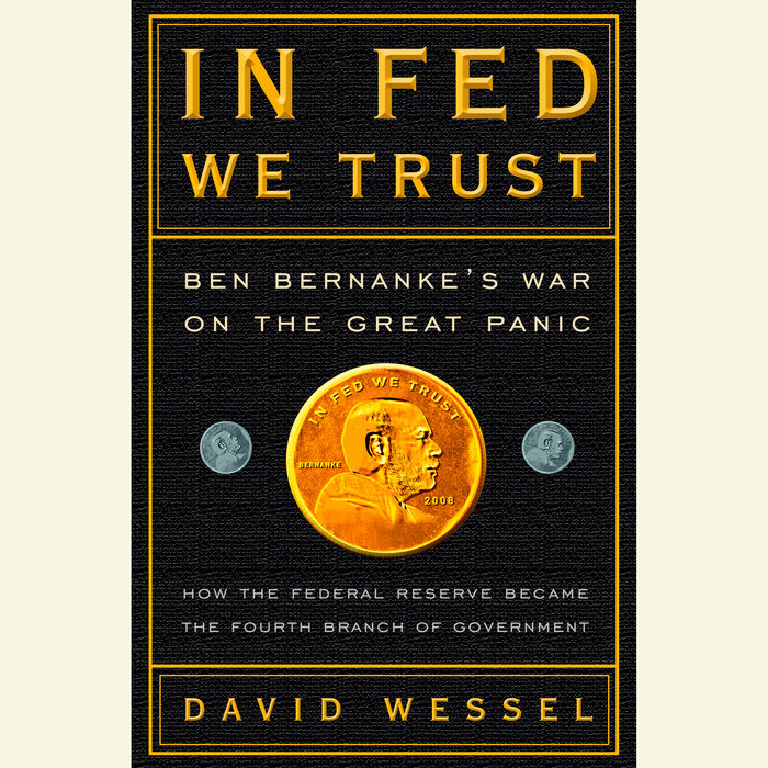 In FED We Trust Cover