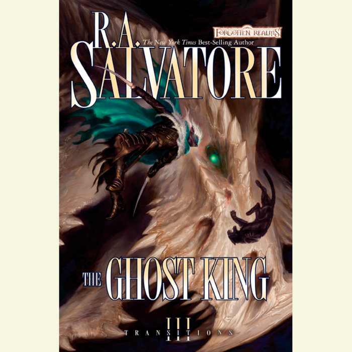 The Ghost King Cover