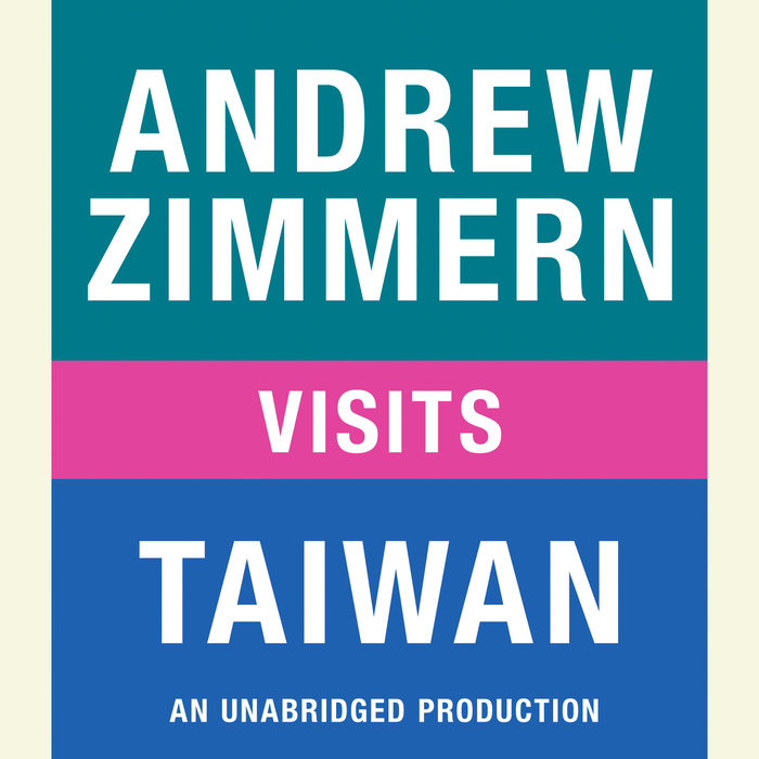 Andrew Zimmern visits Taiwan Cover