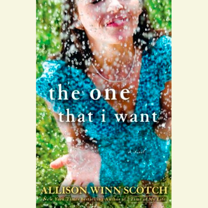 The One That I Want Cover