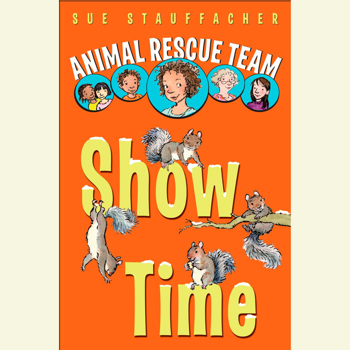 Animal Rescue Team: Show Time Cover