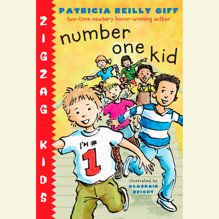 Number One Kid Cover