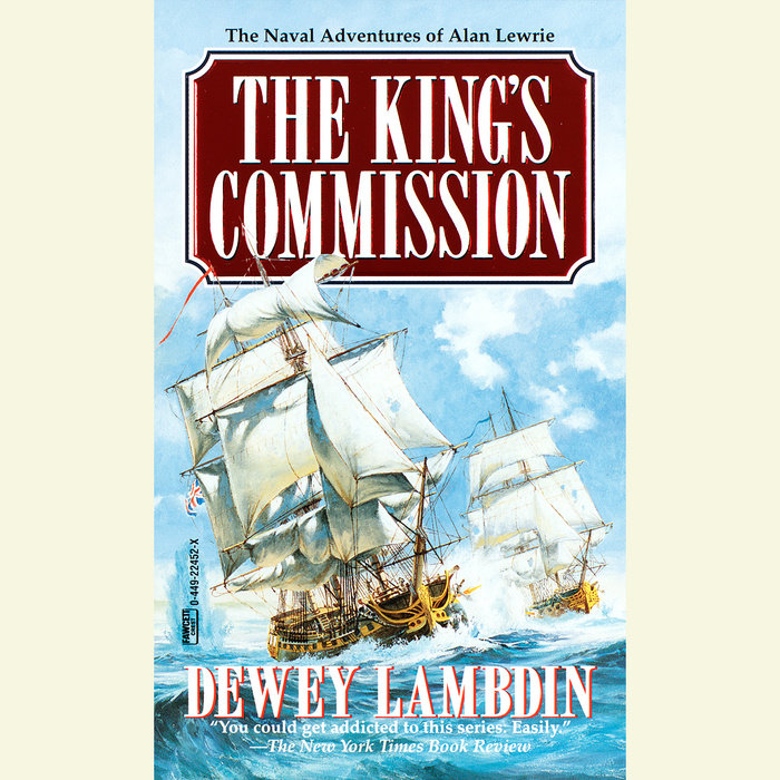 The King's Commission Cover
