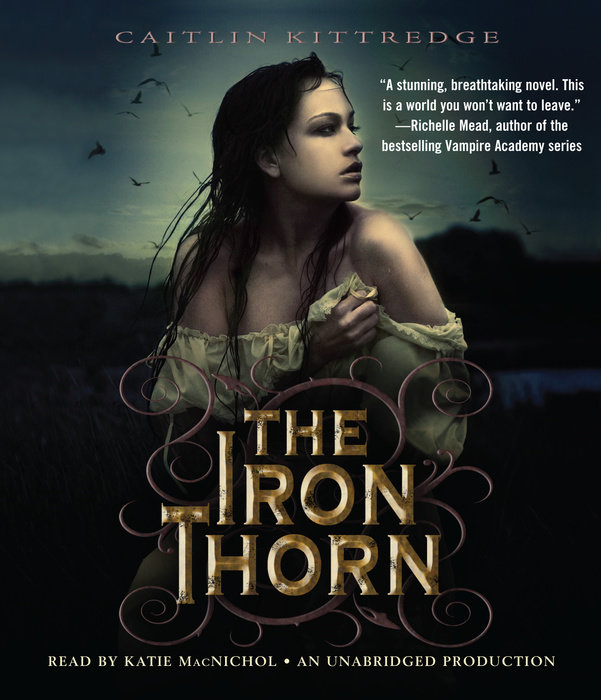 The Iron Thorn The Iron Codex Book One Cover