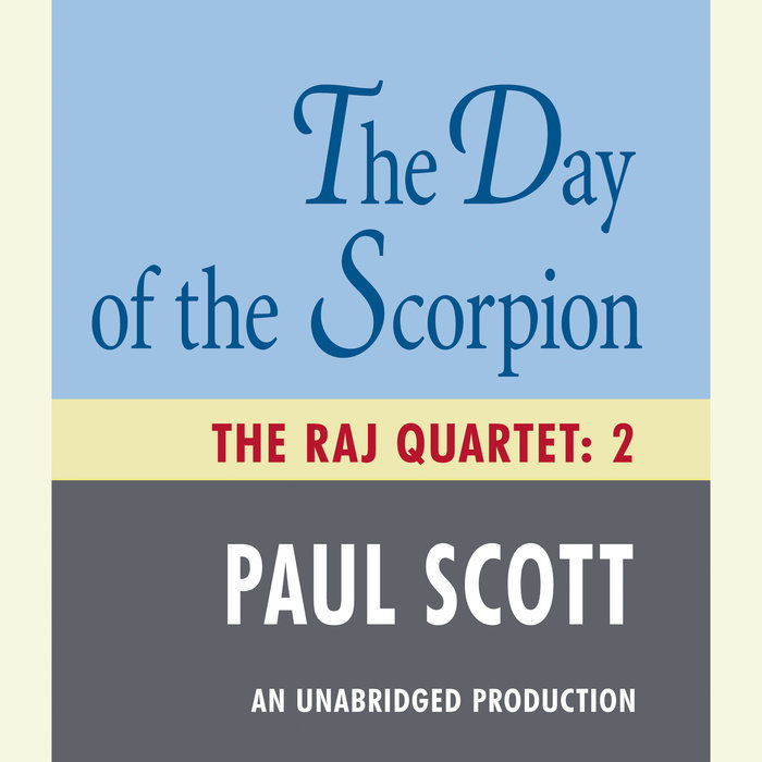 The Day of the Scorpion Cover