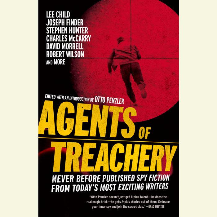 Agents of Treachery Cover