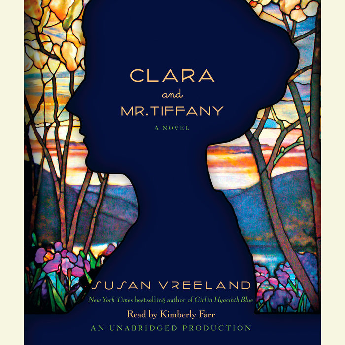 Clara and Mr. Tiffany Cover