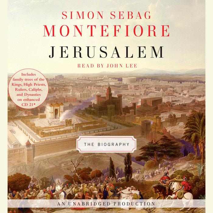 Jerusalem Cover