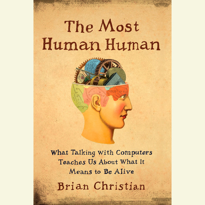 The Most Human Human Cover