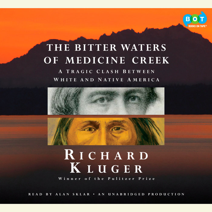 The Bitter Waters of Medicine Creek Cover