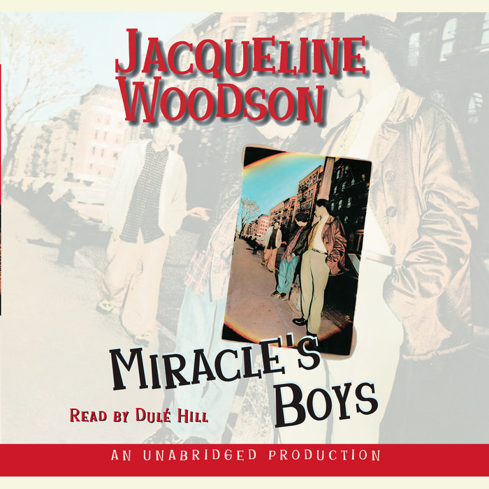 Miracle's Boys Cover