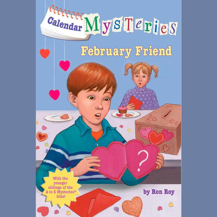 Calendar Mysteries #2: February Friend Cover