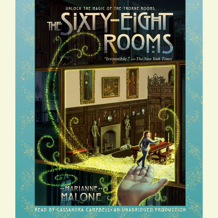 The Sixty-Eight Rooms Cover