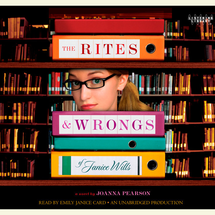 The Rites and Wrongs of Janice Wills Cover