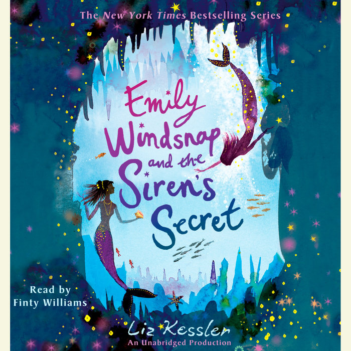 Emily Windsnap and the Siren's Secret Cover