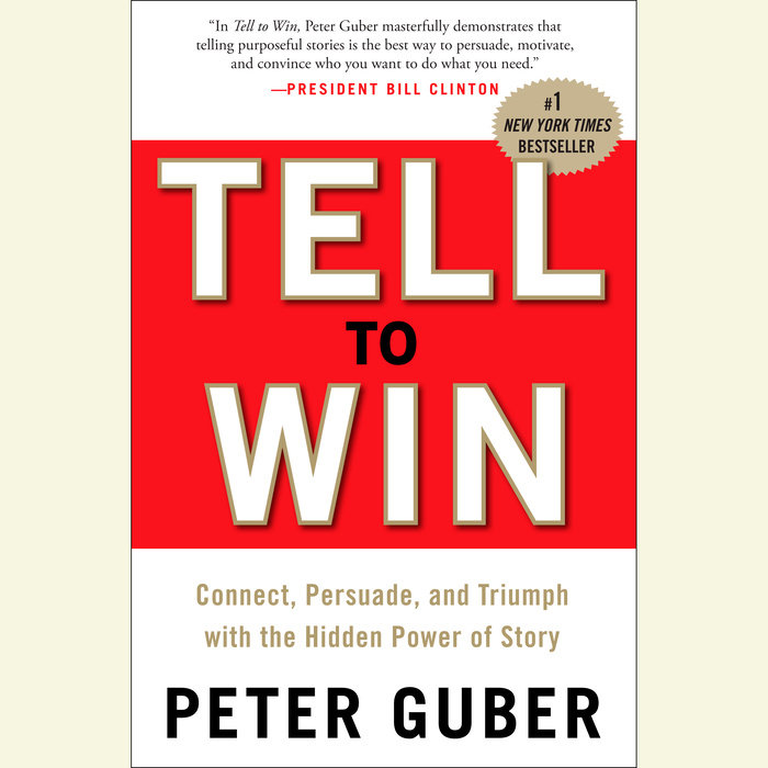 Tell to Win Cover