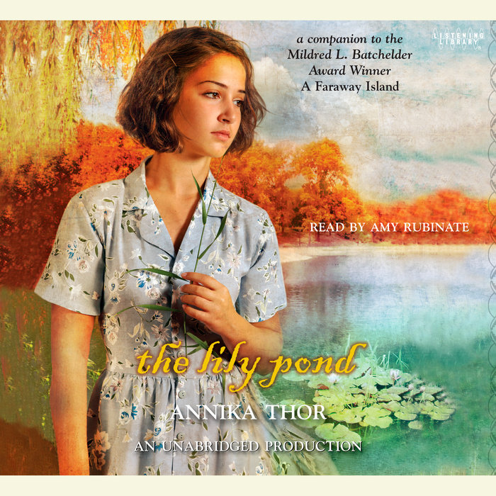 The Lily Pond Cover