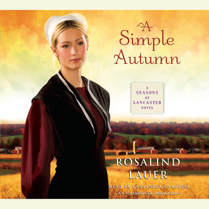 A Simple Autumn Cover
