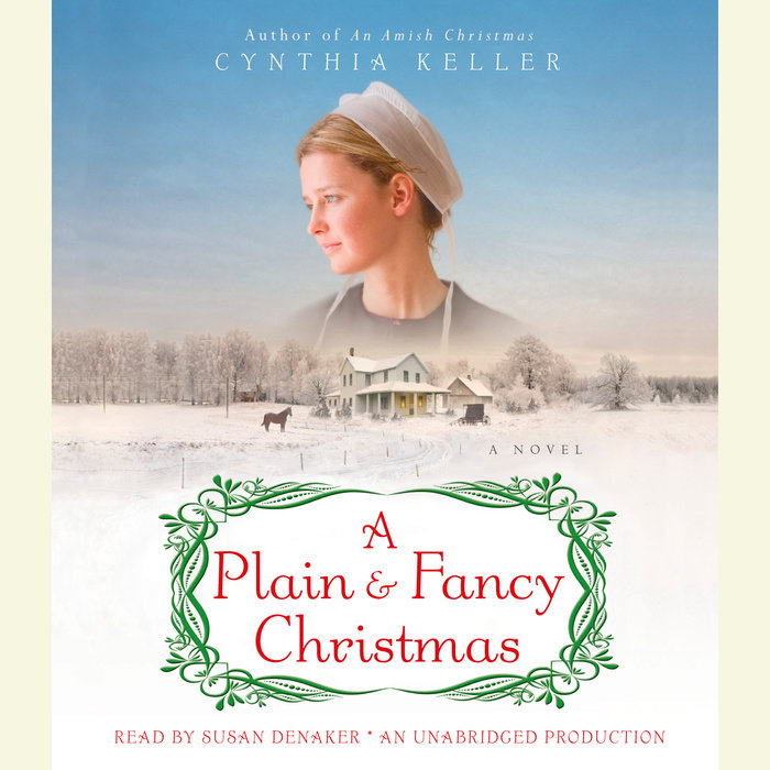 A Plain & Fancy Christmas Cover