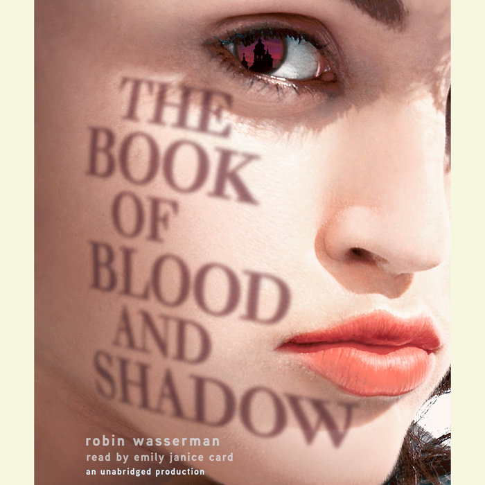 The Book of Blood and Shadow Cover