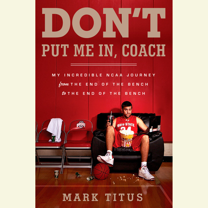 Don't Put Me In, Coach Cover