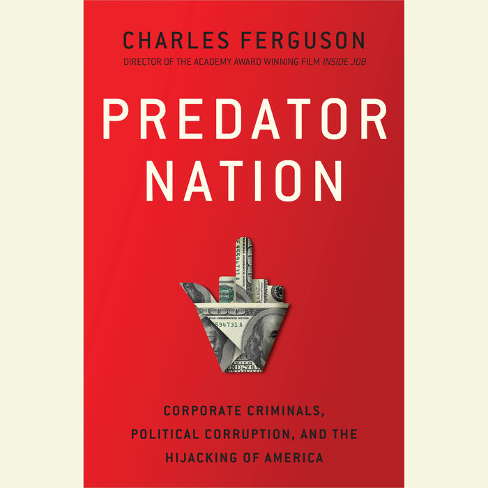 Predator Nation Cover
