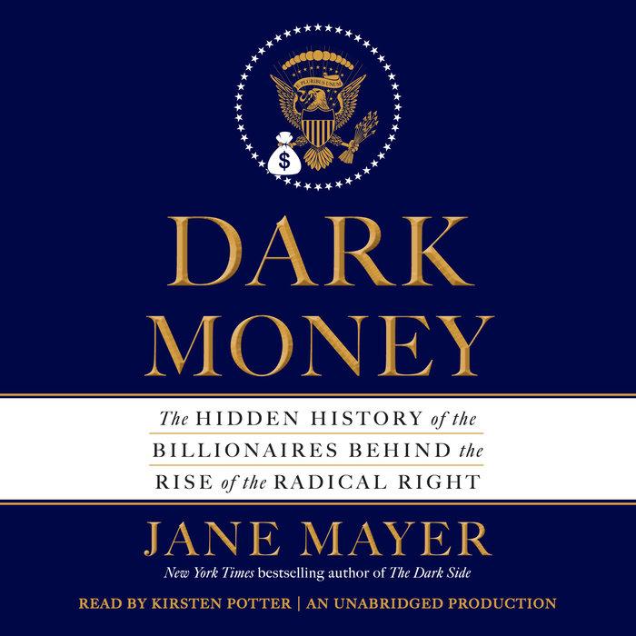 Dark Money Cover