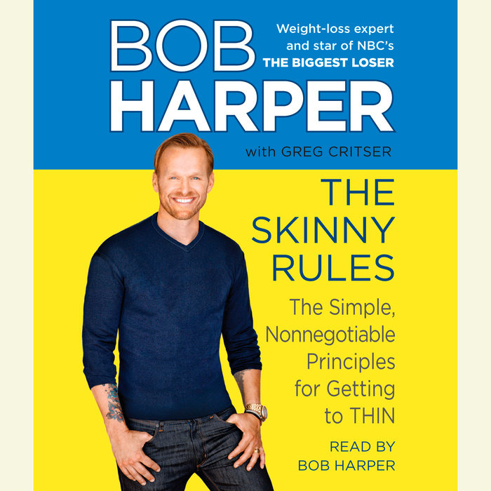 The Skinny Rules Cover