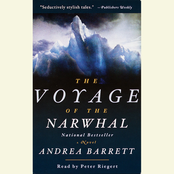 The Voyage of the Narwhal Cover