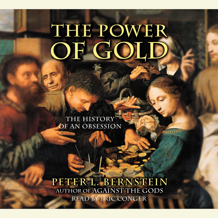 The Power of Gold Cover