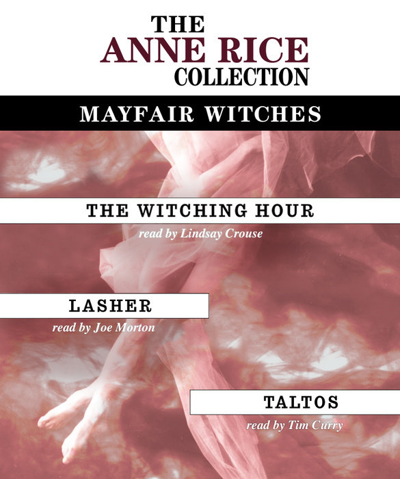 Anne Rice Value Collection Cover