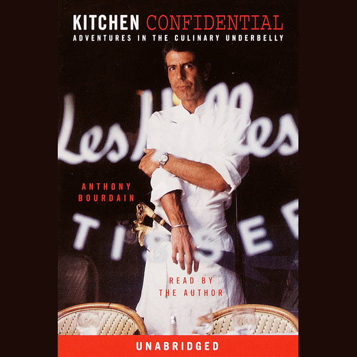 Kitchen Confidential Cover