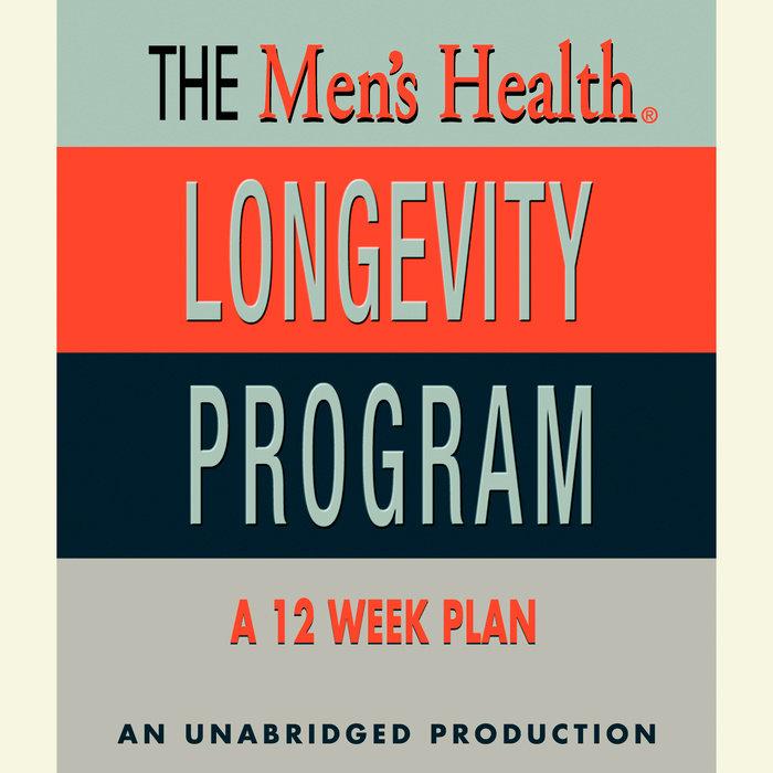 Men's Health Longevity Program Cover