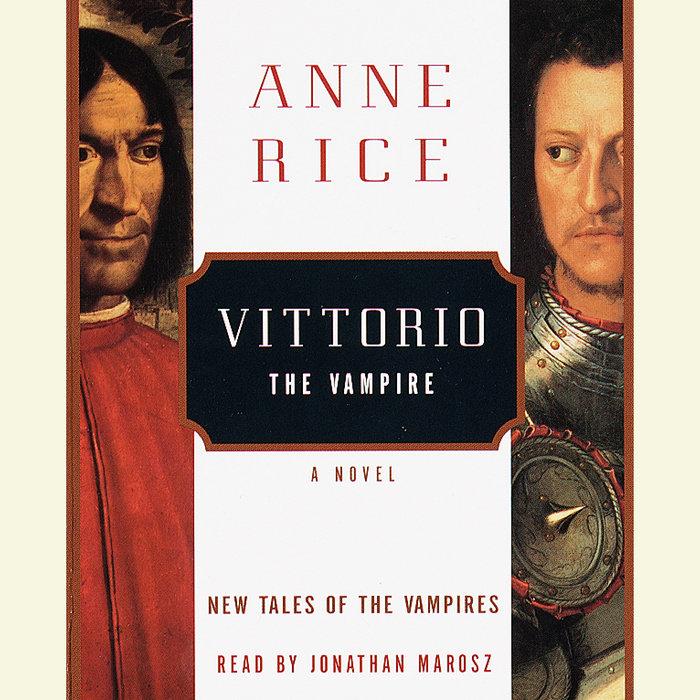 Vittorio the Vampire Cover