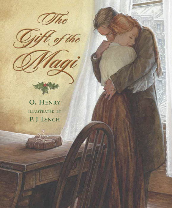 The Gift Of the Magi Cover
