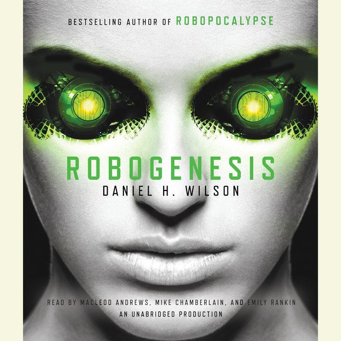 Robogenesis Cover