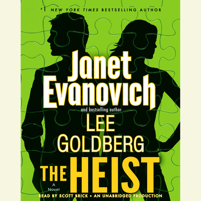 The Heist Cover