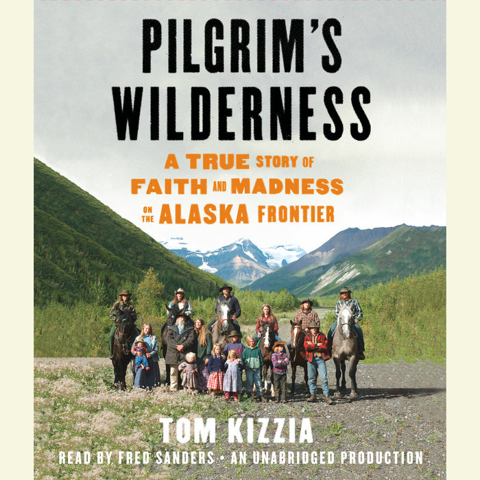 Pilgrim's Wilderness Cover