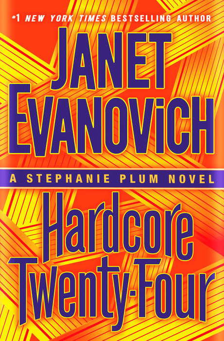 Janet Evanovich book cover
