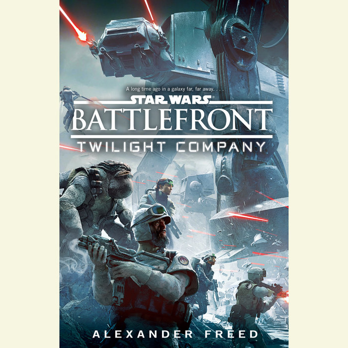 Battlefront: Twilight Company (Star Wars) Cover