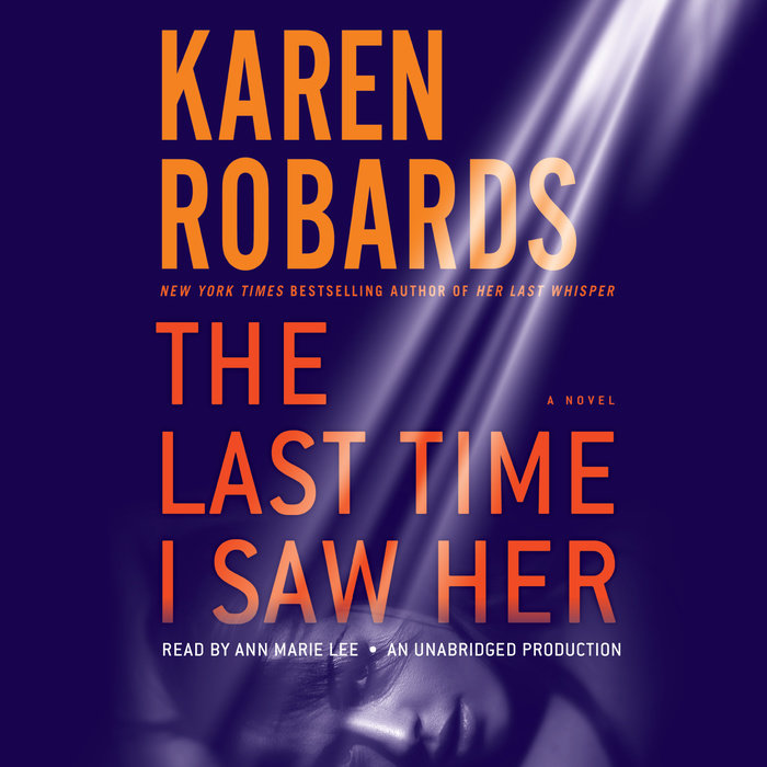 The Last Time I Saw Her Cover