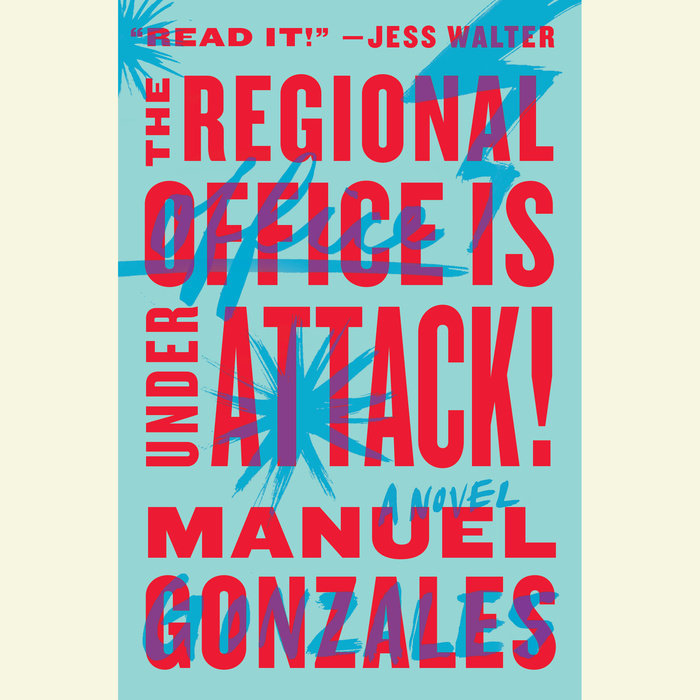 The Regional Office Is Under Attack! Cover