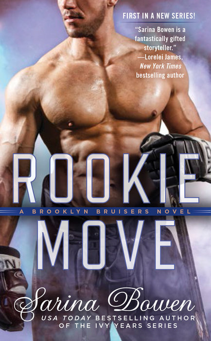 Rookie Move book cover