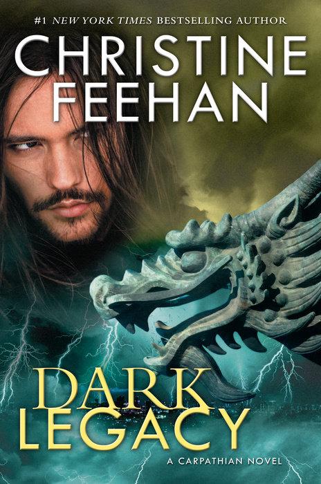Dark Legacy book cover