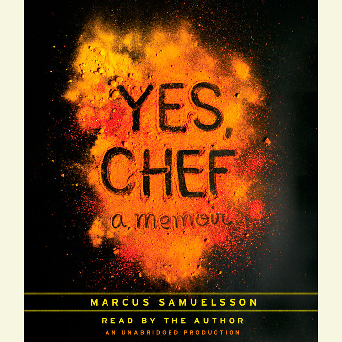 Yes, Chef Cover