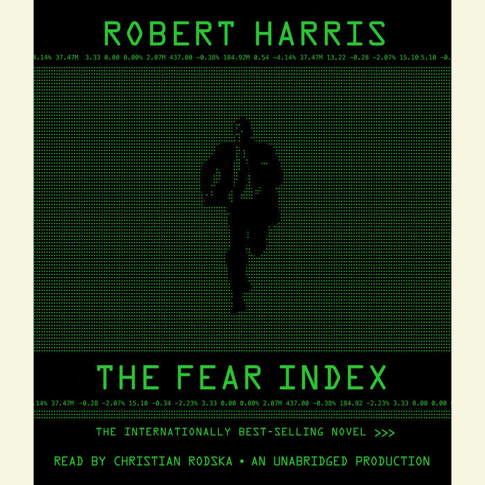 The Fear Index Cover